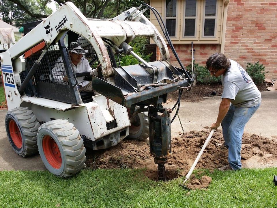 Bobcat drilling copy